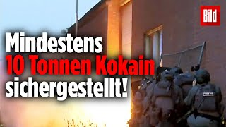 Der Folter-Container In Holland Ist Nur Die Spitze Des Eisbergs |Verbrecher-Netzwerk In Europa