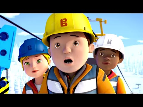⭐ Bob der Baumeister deutsch 🛠 Gefahr in den Bergen 🛠 Neues Video 🛠 kinderfilm ⭐