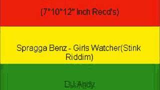 Spragga Benz - Girls Watcher(Stink Riddim)