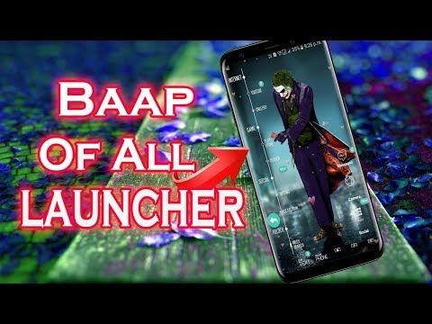 Best Unique Launcher For Android 2018 | By Technow Hindi