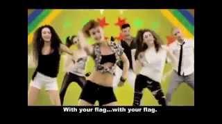 KNaan ft Nancy Ajram Waving Flag FIFA World CUP 2010