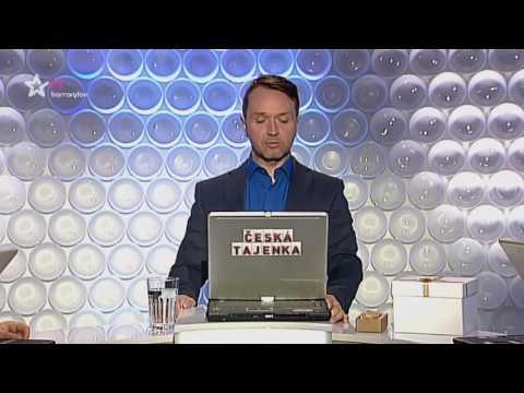 Rostoucí židle ALMA v TV Barrandov
