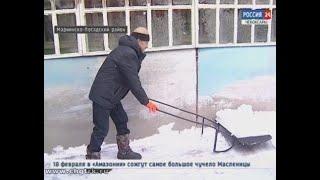 Изобретатель из Мариинско-Посадского района придумал и запатентовал чудо-лопату для уборки снега