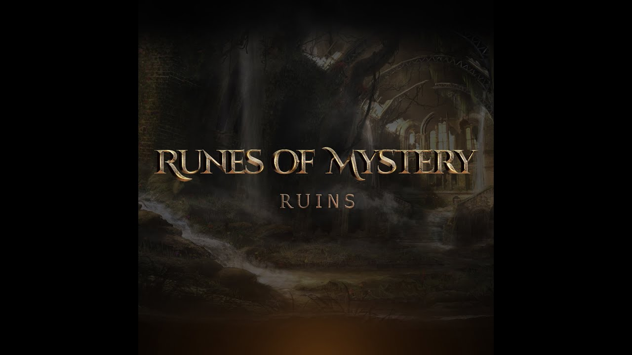 Runes of Mystery: Ruins