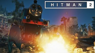 Thomas The Tank Engine joins World of Assassination