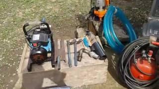 Инструменты для ловли штанг