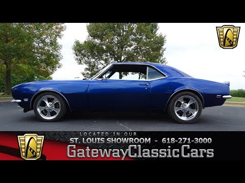 Video of '68 Camaro - LSJ9