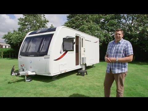 The Practical Caravan Lunar Lexon 560 review