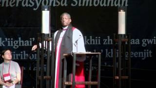 Bishop Curry Challenges us to be Crazy Christians!