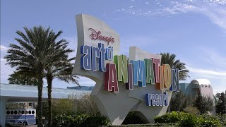 Disneys Art Of Animation Resort 2020 Tour In 4K | Walt Disney World Resort Orlando Florida