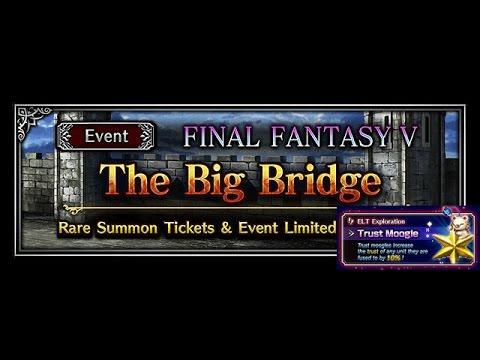 Final Fantasy Brave Exvius - Kefka's Trine and Krile's Dual