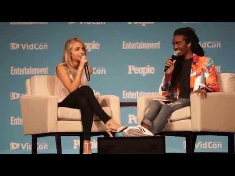 JenxPenn (Jenn McAllister) - Interview - VidCon 2015