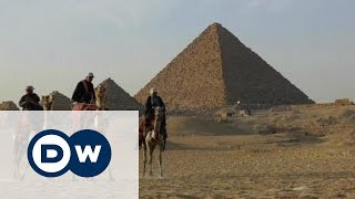 Нові загадки пірамід Гізи
