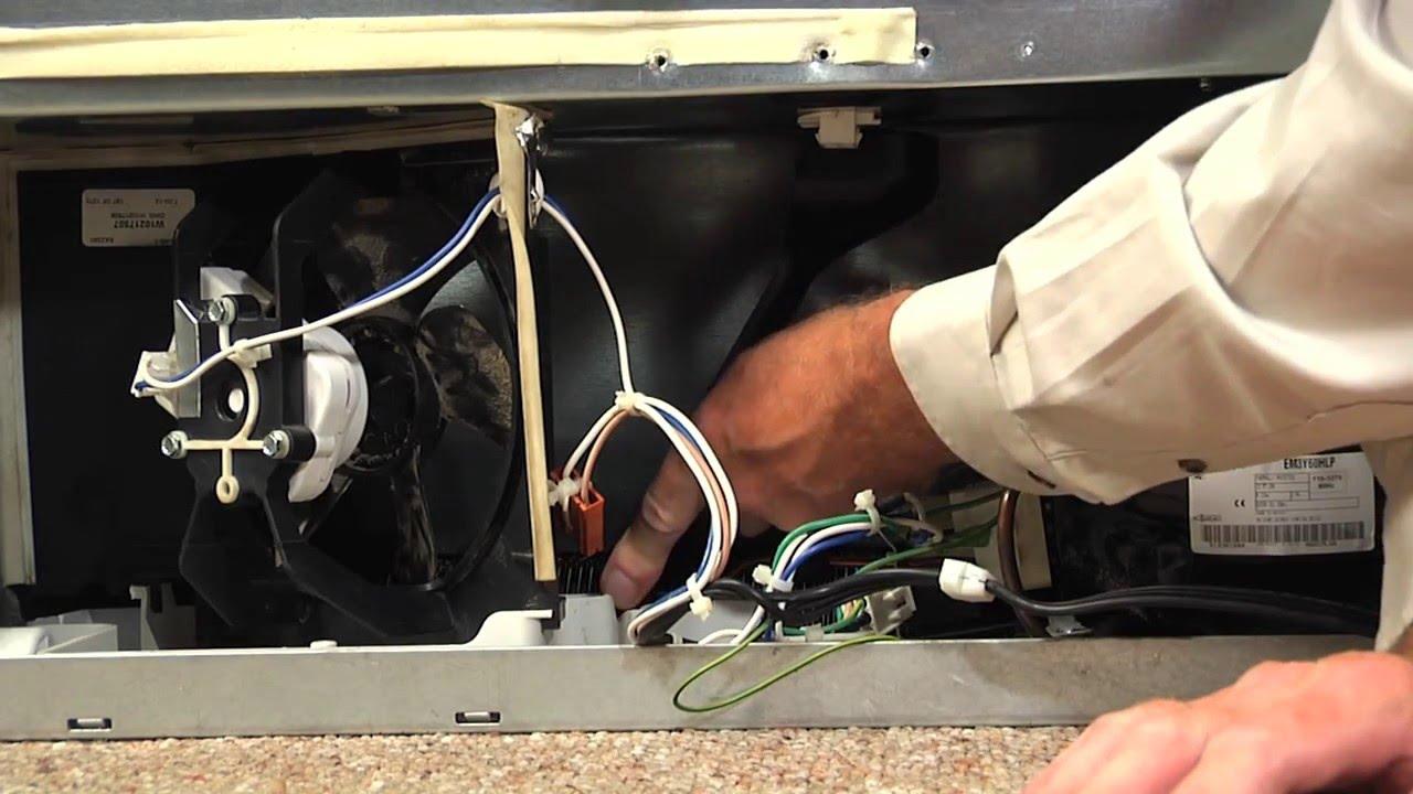 Replacing your Whirlpool Refrigerator P-Trap Drain Tube Kit