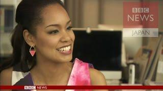 【BBC】 「日本人」とは? ミス・ユニバース日本代表の問題提起