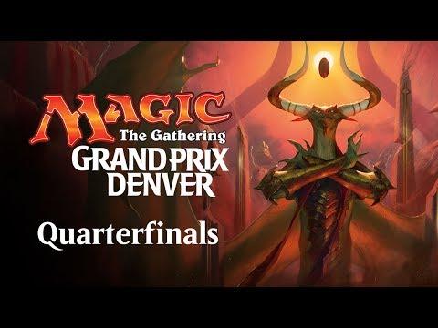 Grand Prix Denver 2017 Quarterfinals