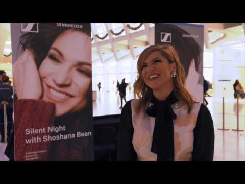 Silent Night with Shoshana Bean at The Oculus N