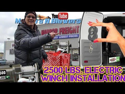 Download Badland 2500 Atv Winch Video 3GP Mp4 FLV HD Mp3 Download