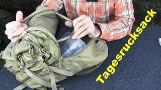 Der MilTec US Assault Pack nach 1 Jahr Dauer-Benutzung  | Outdoor AusrüstungTV