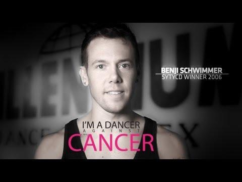 I'm a Dancer Against Cancer - Benji Schwimmer, Cassidy Wolf, Autumn Miller