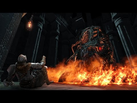 Dark Souls 2: Scholar of the First Sin - Forlorn Hope Trailer