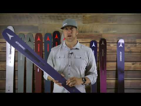 Atomic Vantage 86 C Skis- Women's 2019 Review