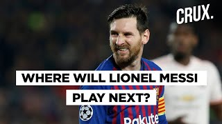 After Playing For 20 Years, Lionel Messi Wants To Leave Barcelona - Download this Video in MP3, M4A, WEBM, MP4, 3GP