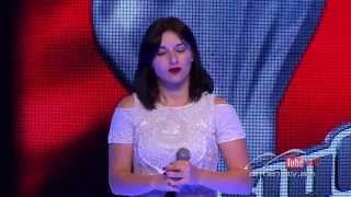 Mery Mheryan, I Have Nothing -- The Voice of Armenia – The Blind Auditions – Season 3