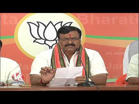 BJP Ponguleti Sudhakar Reddy Comments On Telangana Govt Over Fire Accident In Shine Hospital | V6