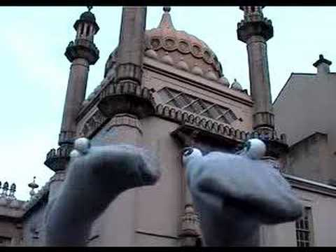 B.R.I.ghton - Scottish Falsetto Sock Puppet Theatre