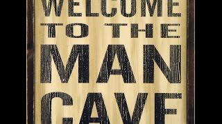Man Cave - Gun Room