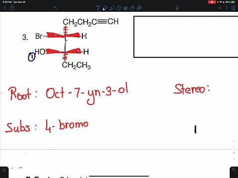 Organic Chemistry 1 | Final Exam Review Session - YouTube