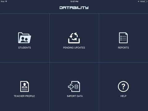 Datability App Review – Individualized Education Plan