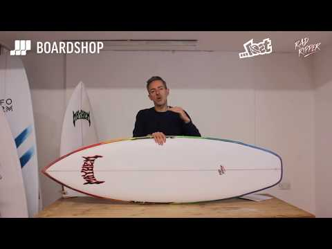 Lost Rad Ripper Surfboard Review