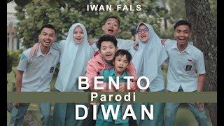 DIWAN - BENTO ft PUTIH ABU ABU  (Iwan Fals - Bento Parody )  FIKRIFADLU