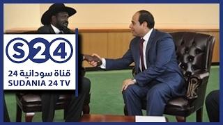 ساهمت مصر بمبلغ قدره 400 مليون دولار لدعم جنوب السودان ماهي المنافع..!  - للنقاش - حال البلد