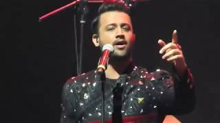 Atif Aslam's Entry (Woh Lamhe) - LIVE in Bahrain