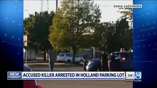 Man arrested after girlfriend stabbed, killed