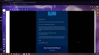 My Blizzard Account Got Hacked