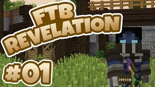 FTB 1 12 Revelation: Rustic Mod Wine Brewing and FTB Automatic Tree