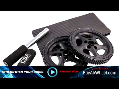 Best Ab Roller Wheel for Abdominal Exercise by CSX