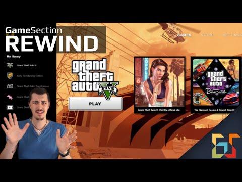 Rewind | Zas další launcher? | #5
