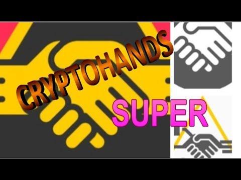 CryptoHands   обзор от одного из участников