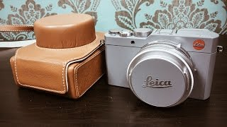 Leica D-Lux Typ 109 Camera Unboxing (Including Leather Case!)