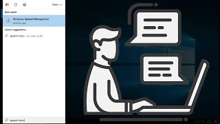 🗣💻Microsoft Windows 10 Voice/Speech Recognition/Dictation for Cortana