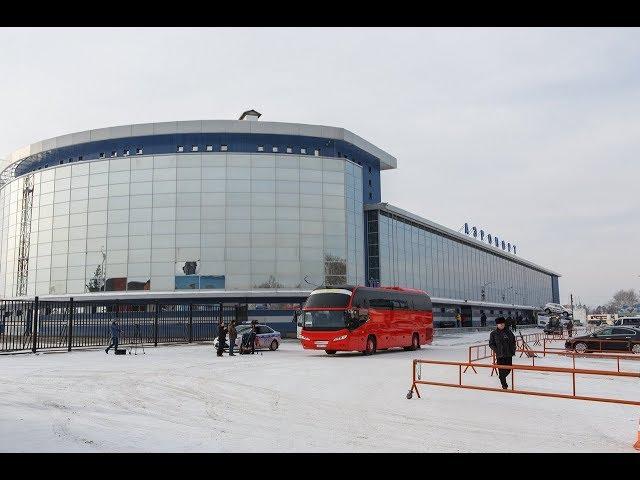 Из Москвы прилетел «заминированный» самолет