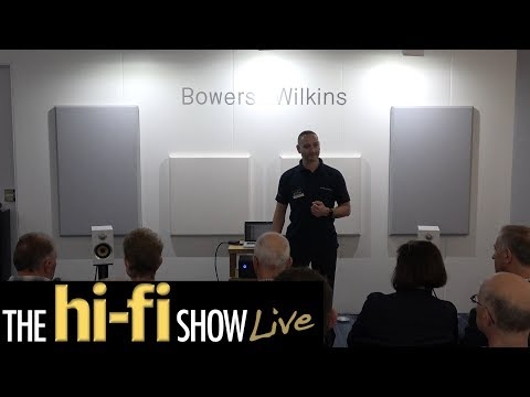 Bowers & Wilkins 700 Series Speaker Demonstration Part 1 @ Hi-Fi Show Live 2017