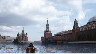 Последствия Войны и Потопа 19 века. Красная площадь.