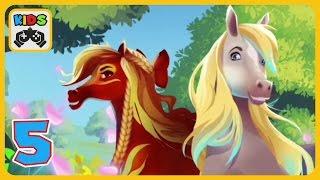 EverRun: лошади-хранители от Budge Studios * Прохождение игры №5 - Хранительница Лилия