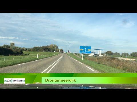 Waterschap vertelt bij ouderenbonden KBO en PCOB over dijkverzwaring in Flevoland
